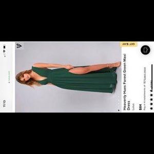 Small lulus slit dress